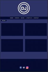 Mixes Page