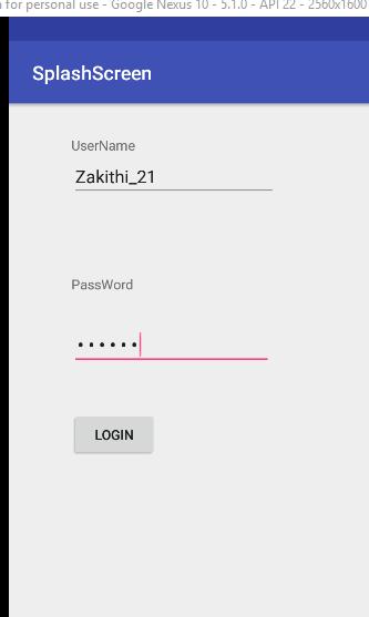 login-details