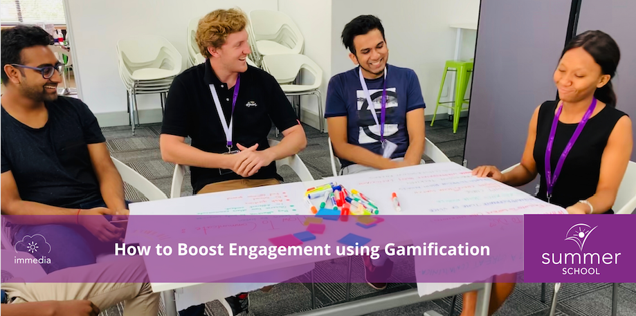 Summer School Open Night: How to Boost Engagement using Gamification